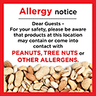 Flock allergy alert